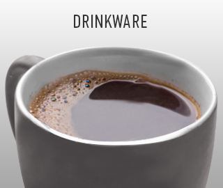 Picture of mug filled with coffee. Click to shop Drinkware.